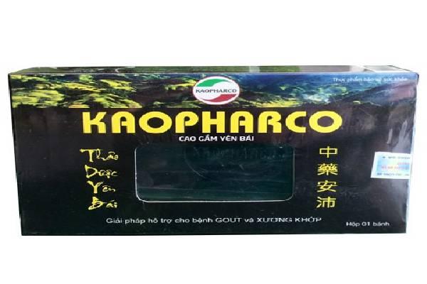 TPCN Cao Gắm Yên Bái - KAOPHARCO