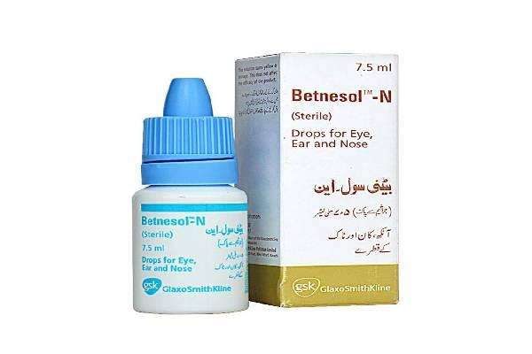 Thuốc Betnesol-N