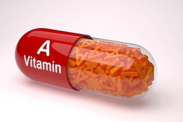Dùng vitamin A điều trị mụn cóc tại nhà