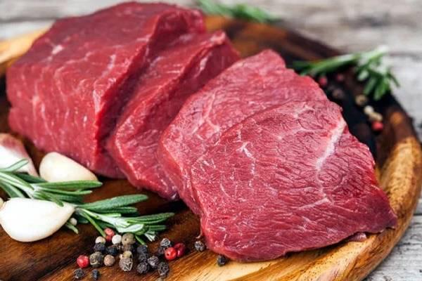 Không nên ăn thịt bò khi bị bệnh
