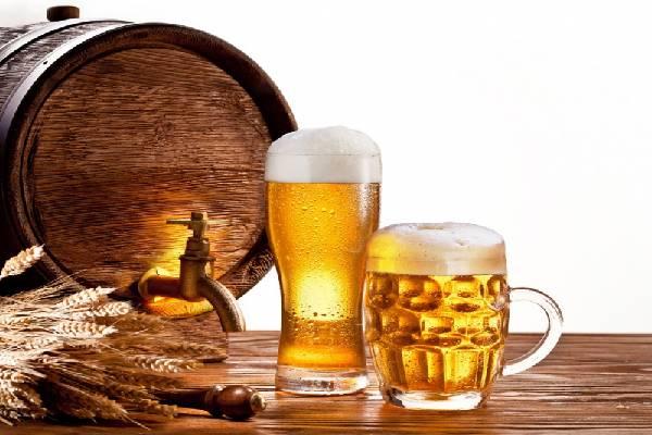 Bia tươi trị nấm da đầu hiệu quả