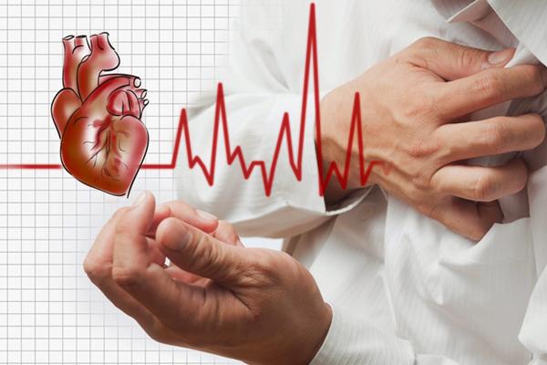 Tim mạch bị ảnh hưởng do gout