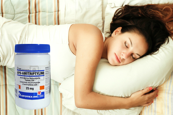 Thuốc ngủ Apo Amitriptyline