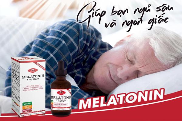 Thuốc ngủ Melatonin 1mg