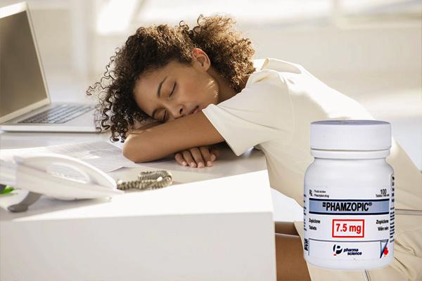 Thuốc ngủ Phamzopic 7.5mg