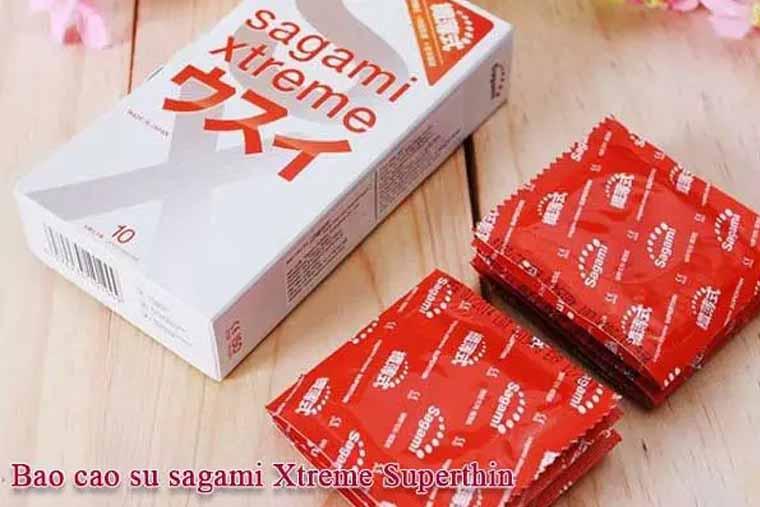 Bcs sagami Xtreme Superthin