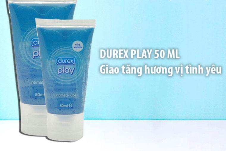 Durex Play Longer - thuốc bôi chống xuất tinh sớm phổ biến nhất hiện nay