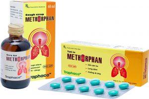 Hình ảnh thuốc ho Methorphan