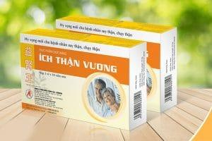 Ích Thận Vương chính là sản phẩm hỗ trợ điều trị suy thận đang rất được tin dùng hiện nay