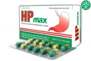 Hình ảnh thuốc dạ dày Hp max