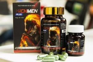 Thực phẩm bảo vệ sức khỏe Kichmen Plus