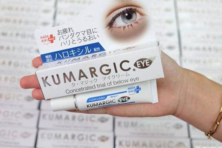 Kumargic Eye được chiết xuất từ các thành phần lành tính