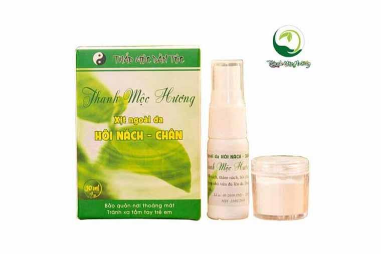 Sản phẩm được sản xuất và phân phối bởi Công ty TNHH Dược Mỹ Phẩm Thanh Mộc Hương