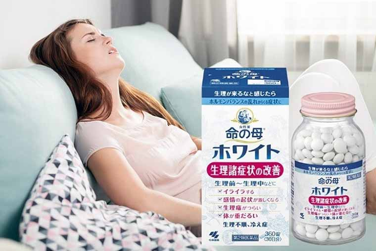 Thuốc điều hoà kinh nguyệt của Nhật Kobayashi