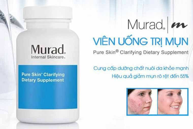 Thuốc trị mụn Murad