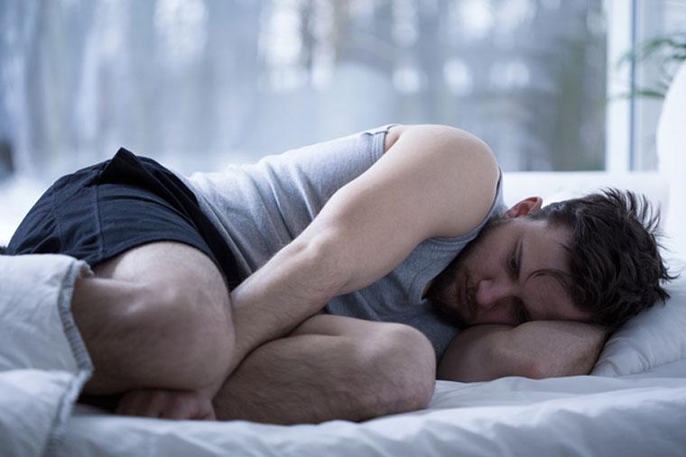 Thủ dâm nhiều khiến cho cảm giác bị rối loạn, gây xuất tinh sớm