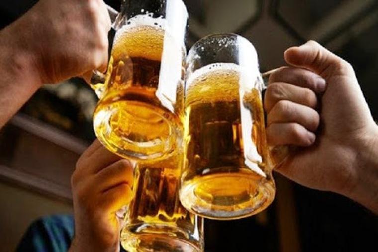 Hạn chế những thức uống có cồn