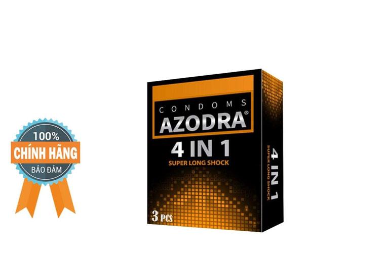 Vỏ hộp bcs Azodra 4 in 1 chính hãng