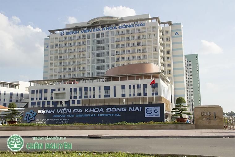 Hình ảnh bệnh viện đa khoa Đồng nai