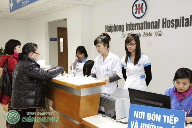 Bệnh viện Đa khoa Quốc tế Hải Phòng rất được bệnh nhân tin tưởng