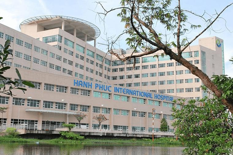 Bệnh viện đa khoa Hạnh Phúc thiết kế theo tiêu chuẩn Singapore
