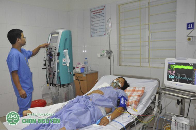 Kỹ thuật lọc máu liên tục lần đầu tiên được triển khai tại BVĐK tỉnh Bắc Ninh cho bệnh nhân bị viêm tụy cấp nặng
