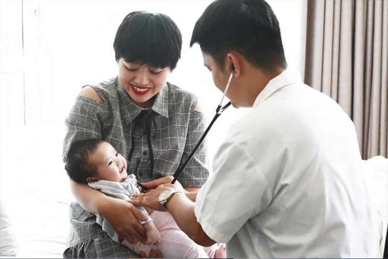 Dịch vụ khám tại nhà mang đến nhiều tiện lợi cho bệnh nhân