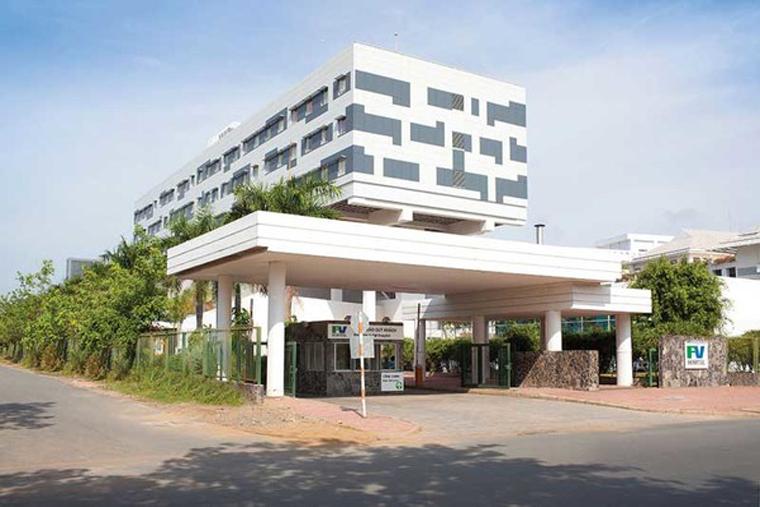 Bệnh viện Pháp Việt có 100% vốn đầu tư nước ngoài