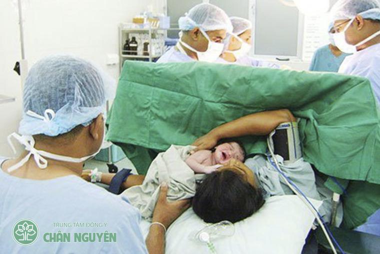 Bệnh viện là điểm đến uy tín của nhiều sản phụ