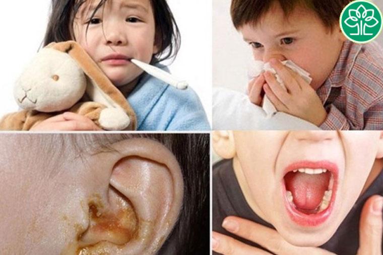 Viêm amidan có thể gây ra các bệnh tai mũi họng khác
