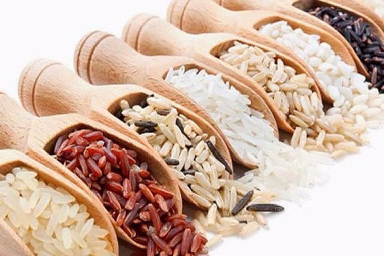 Các loại gạo lứt, yến mạch chứa nhiều magie