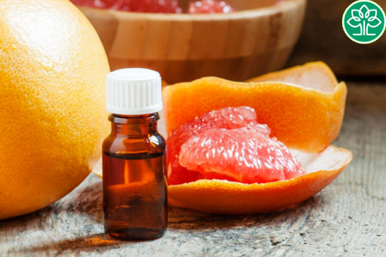 Chiết xuất hạt bưởi có tác dụng giảm viêm, giảm ngứa ngoài da