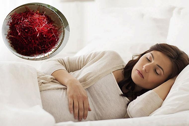 Saffron có tác dụng tạo giấc ngủ ngon, hỗ trợ điều trị chứng xơ vữa động mạch, trị ho, giảm đau