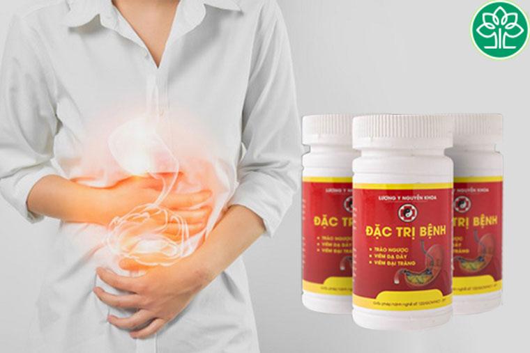 Dạ dày Nguyễn Khoa điều trị các bệnh về dạ dày, nhiễm khuẩn HP