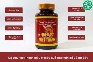 Dạ dày Việt Thanh- Đặc trị các chứng bệnh viêm loét dạ dày an toàn hiệu quả