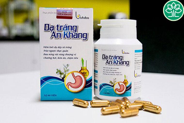 Sản phẩm giúp hỗ trợ điều trị các triệu chứng thường gặp của dạ dày