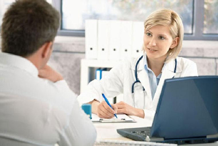 Nam giới khi đi chữa xuất tinh sớm cần thành thực với bác sĩ để tìm ra nguyên nhân gây rối loạn
