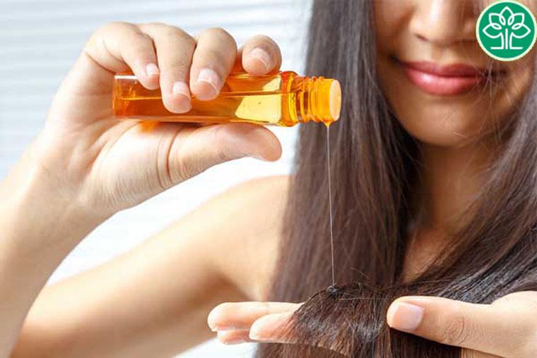 Dầu sả giúp dưỡng tóc mềm mượt