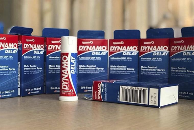 Hàng chính hãng chai xịt Dynamo