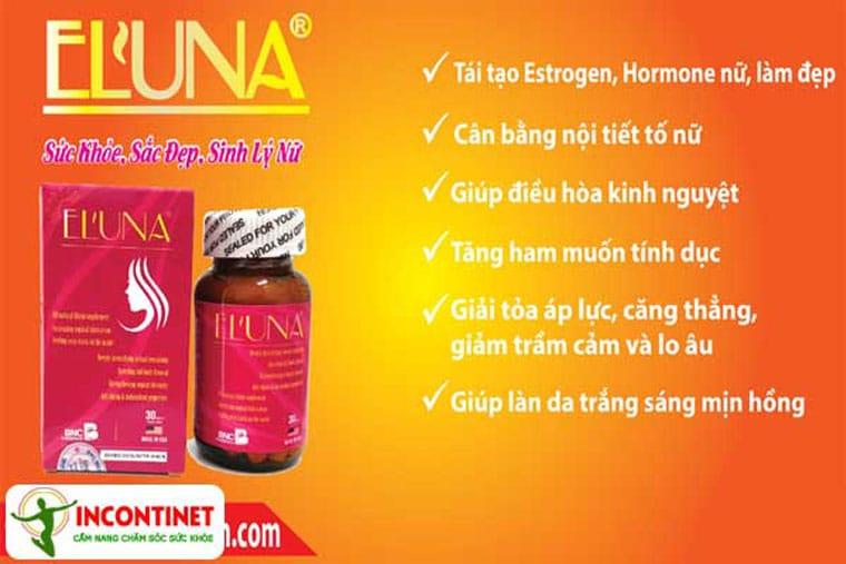Thực phẩm chức năng Eluna