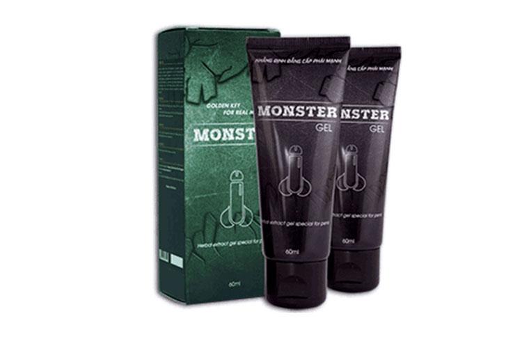 Monster Gel chính hãng