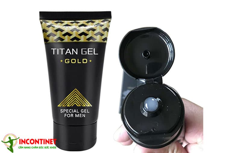 Gel Titan được lưu hành trên toàn quốc