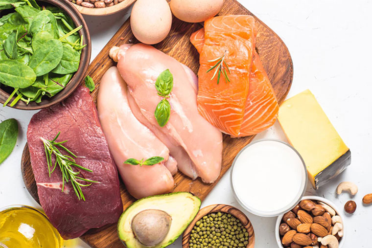 Các thực phẩm giàu kẽm rất tốt cho người bệnh ho lao