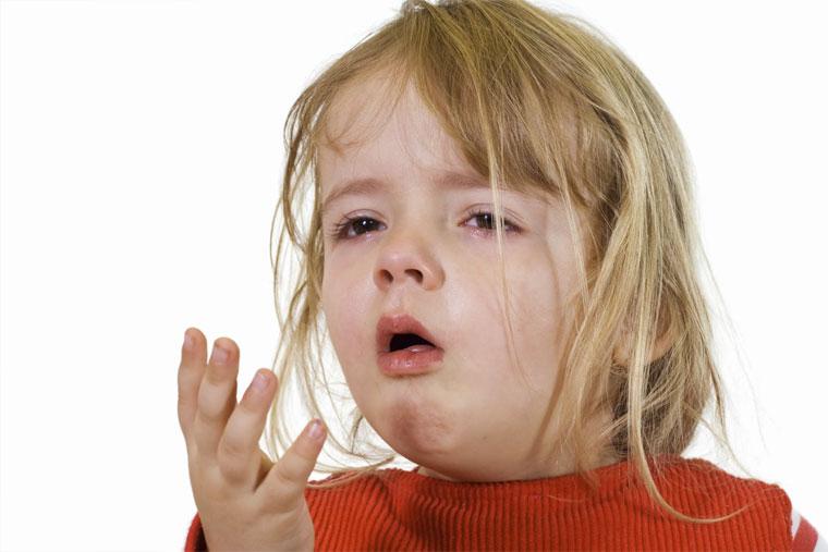 Ho lao có thể gây tử vong ở trẻ