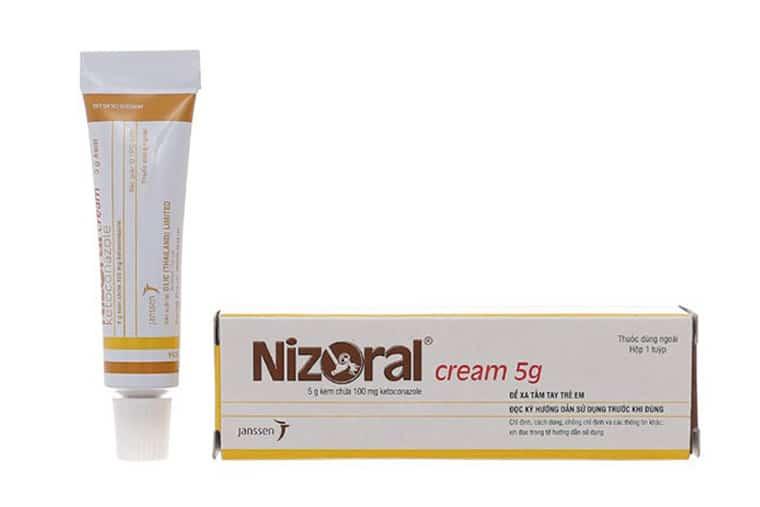 Kem bôi Nizoral Cream