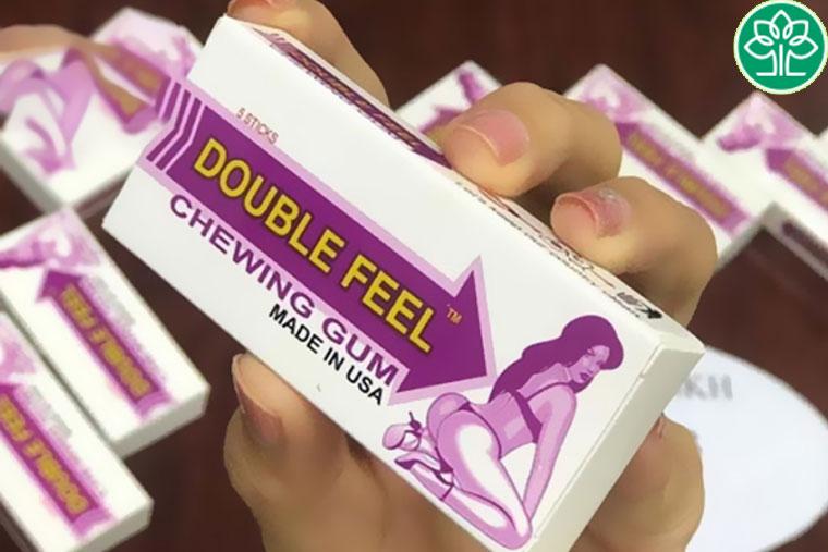 Kẹo singum Double Feel