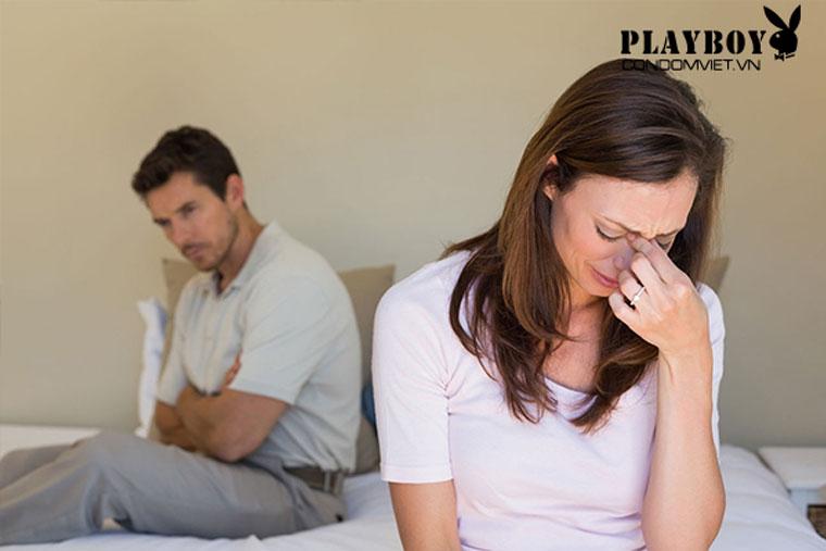 Lâu không quan hệ có thể gây ảnh hưởng đến tình cảm