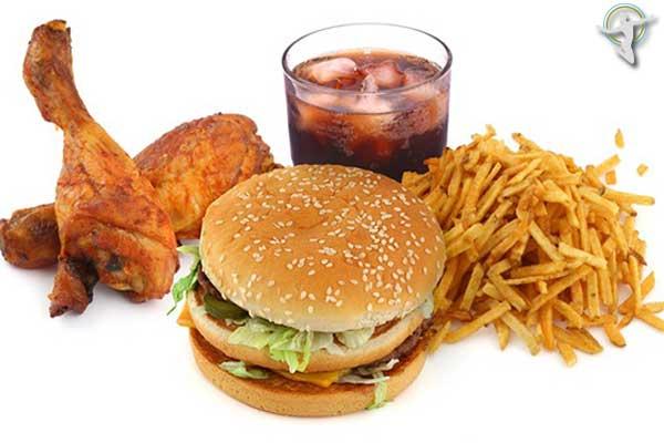 Các thực phẩm có chứa nhiều đường và muối