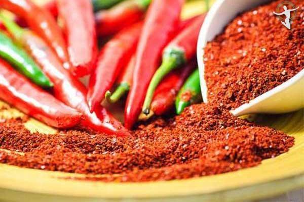 Mề đay kiêng thức ăn cay nóng