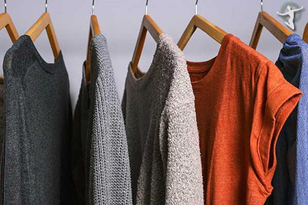 Sử dụng các loại quần áo có chất liệu mềm
